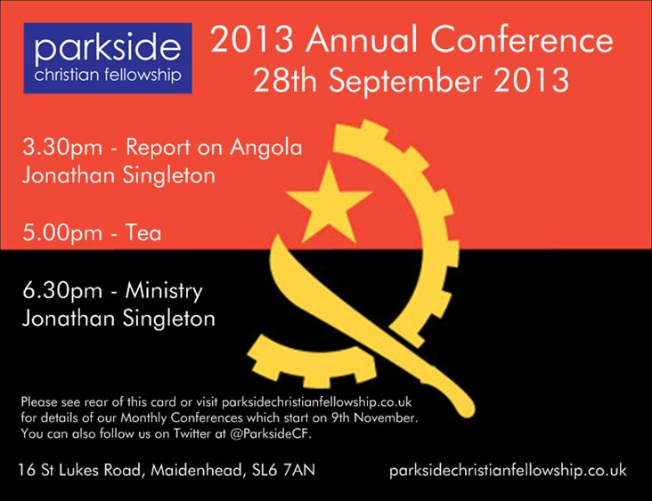 Annual Conference 2013